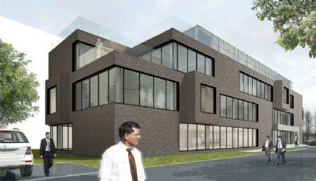 Kantoren Tecro & Krea Mechelen _2
