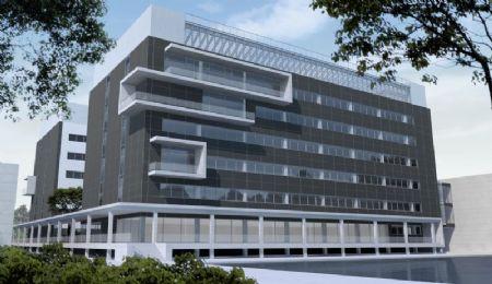 Bâtiment de recherches et bio-accelerator Campus Ardoyen_1
