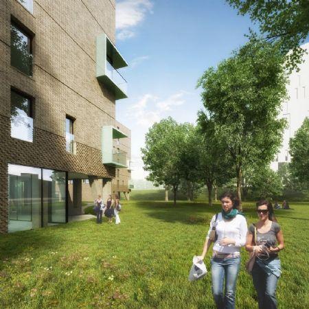 Tour estudiantine campus Elfde Linie_2