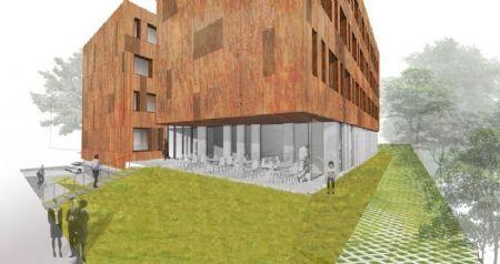 Immeuble de bureaux à Anderlecht_2