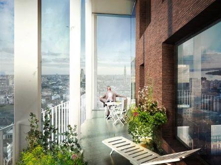 Residentiële Toren Antwerpen_2