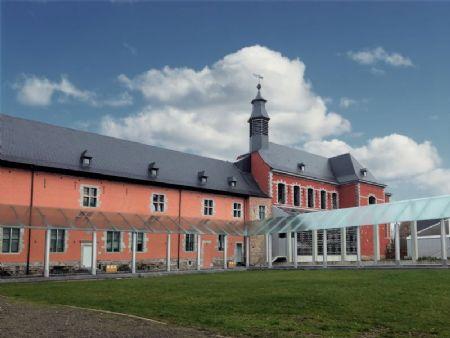 De verbouwing van de abdijkerk van Paix-Dieu_3