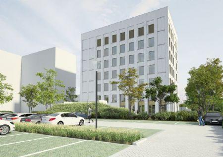 Kantoorgebouw met laboratoria Campus Groenenborger UAntwerpen_2
