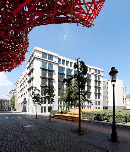 Forum I & II : réhabilitation lourde au coeur de Bruxelles_1