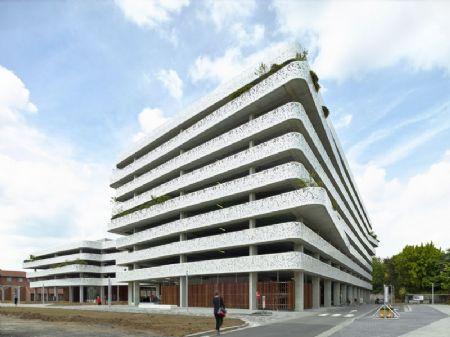 Parkeergebouw van AZ Sint-Lucas & Volkskliniek _3