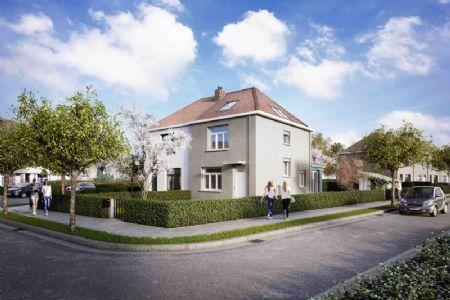 Rénovation abordable d'un logement ouvrier à Anderlecht_1