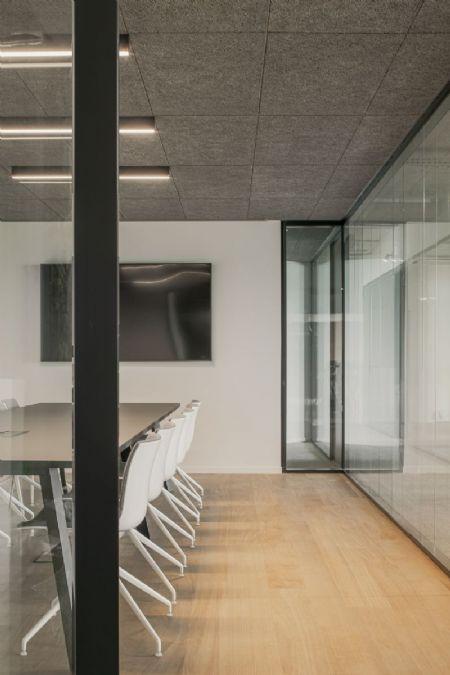 Herinrichting kantoor Van Tornhaut_2