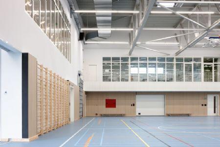 Sportcampus Artevelde Hogeschool_9