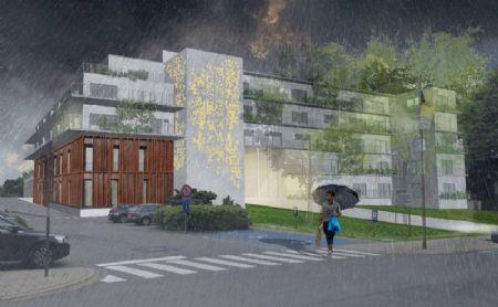 Verbouwing Ziekenhuis de Pelikaan tot 60 assistentiewoningen_3