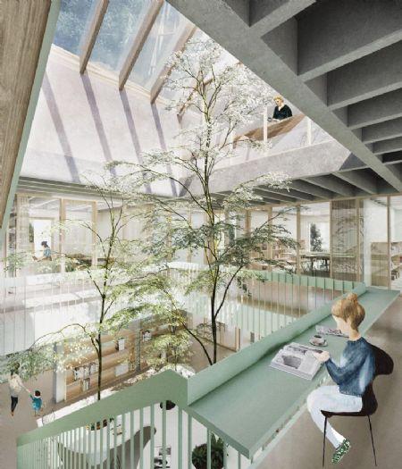 Nieuw vrijetijdscentrum en verbouwing gemeentehuis_4