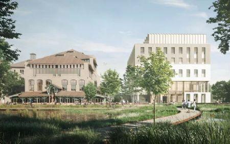 Howest Campus Brugge Station_3