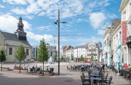 Renovatie van het centrum van Zottegem_9