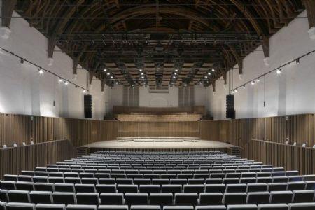 Vernieuwing concertzaal Muziekcentrum De BIjloke_3