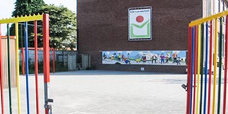 Rénovation école Sint-Lucia_1