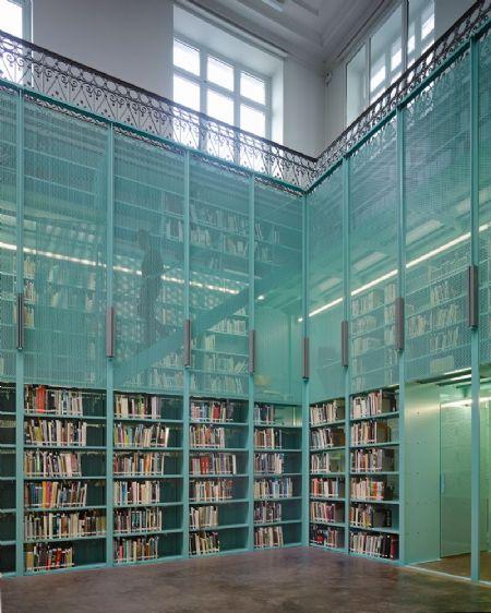 Transformatie bibliotheek Architectuur UGent_3