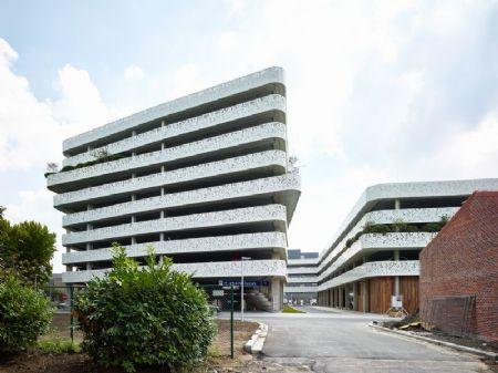 Parkeergebouw van AZ Sint-Lucas & Volkskliniek _12