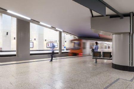 Werken omgeving Schuman Station_7
