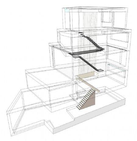 Immeuble de logements passifs à Ixelles, lauréat BATEX_13