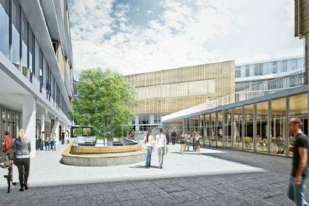 Haute Ecole Karel de Grote, Campus Zuid_3