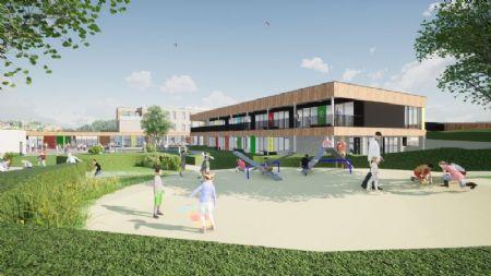 Nieuwbouw basisschool en sportzaal Beekheemden_3