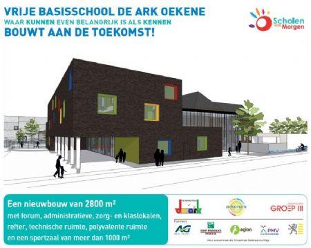Scholen van Morgen: nieuwe basisschool De Ark_1