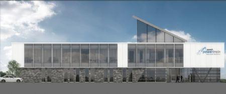 Nieuw hoofdkantoor en bijkomende werkplaats Punch Powertrain_2