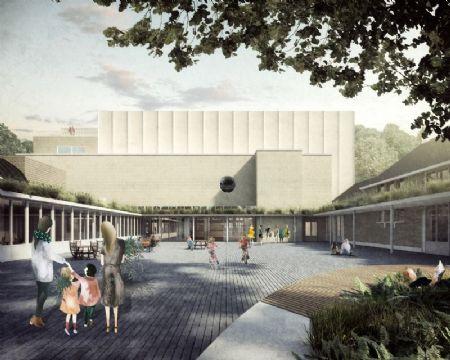 Nieuw vrijetijdscentrum en verbouwing gemeentehuis_1