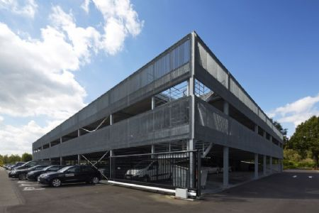 Parkeergebouw Audi Delorge_1