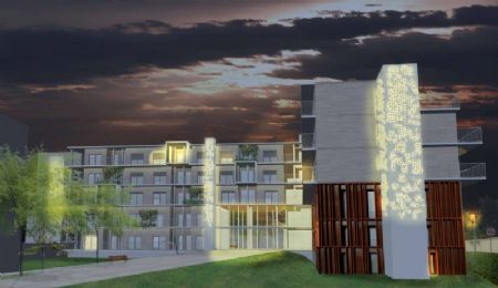 Verbouwing Ziekenhuis de Pelikaan tot 60 assistentiewoningen_5