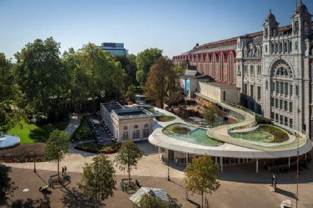 Welkomstplein ZOO Antwerpen_3