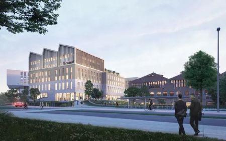 Howest Campus Brugge Station_2