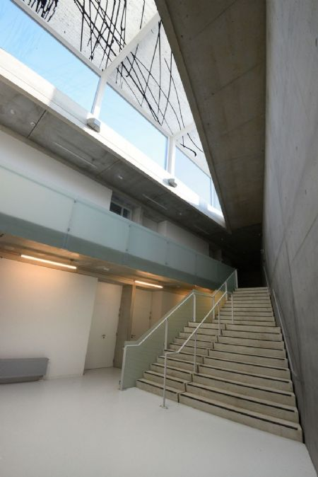 Gebouw I (UA) op Campus Middelheim: bescheiden kunst_9