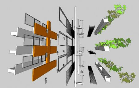 Renovatie kantoorgebouw WTCB: 'Machina Viriditas'_10