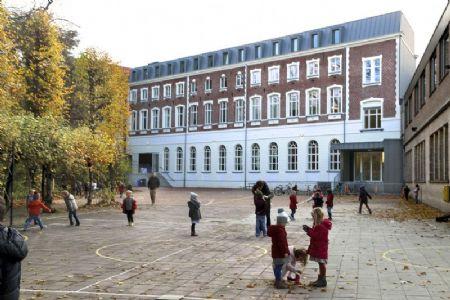 Scholencampus Kortrijk - Campus Plein_2