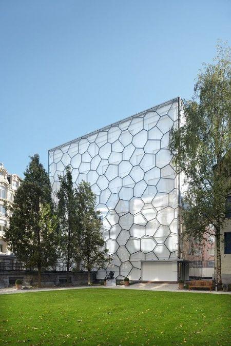 Nouveau siège du Parlement Francophone Bruxellois_4