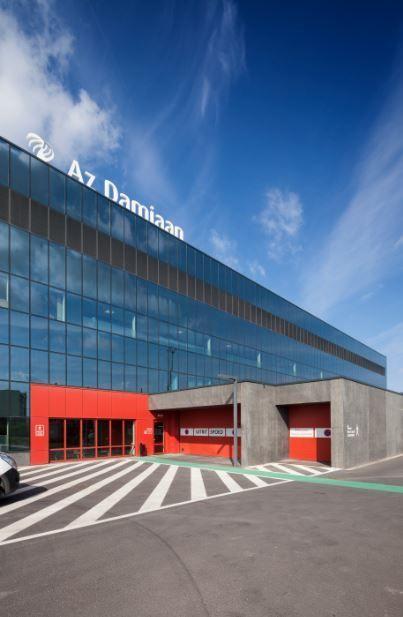 Hôpital AZ Damiaan Ostende_1