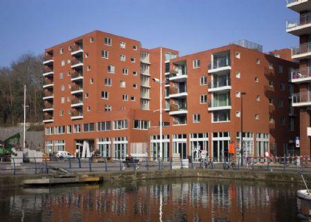 De Latten: gemengd complex in de Vaartkom in Leuven_1