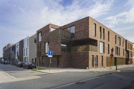 Habitations multifamiliales Gentbrugge_2