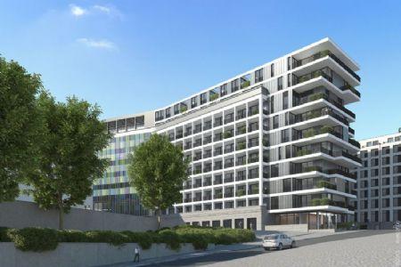 Réaffectation de bureaux en logements Cité administrative de l'Etat_1
