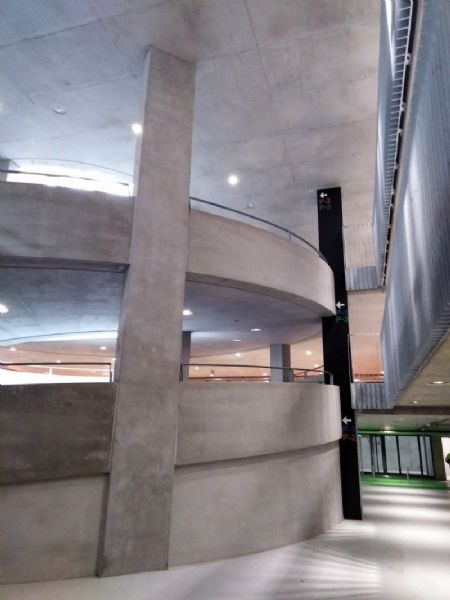 Ondergrondse parking station Mechelen_12