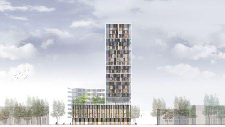 Residentiële Toren Antwerpen_8