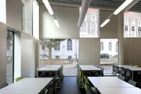 Scholencampus Kortrijk - Campus Plein_4