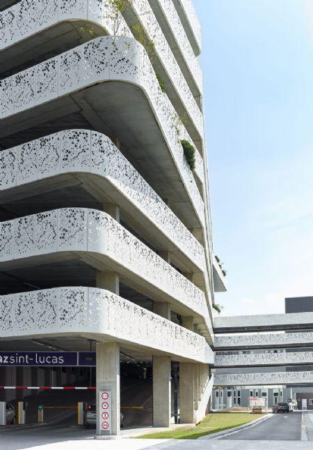 Parkeergebouw van AZ Sint-Lucas & Volkskliniek _11