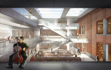 Biblioteek & Academie voor Podiumkunsten Pupillensite_2