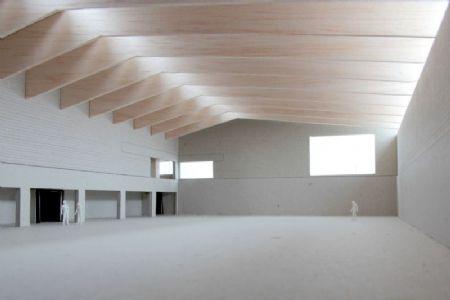 Hall sportif et centre de jeunesse te Linkeroever_3