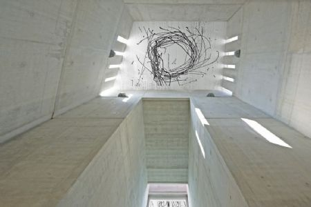 Gebouw I (UA) op Campus Middelheim: bescheiden kunst_5