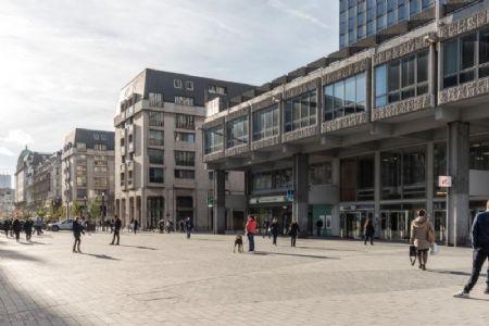 Voetgangerszone Brussel_4