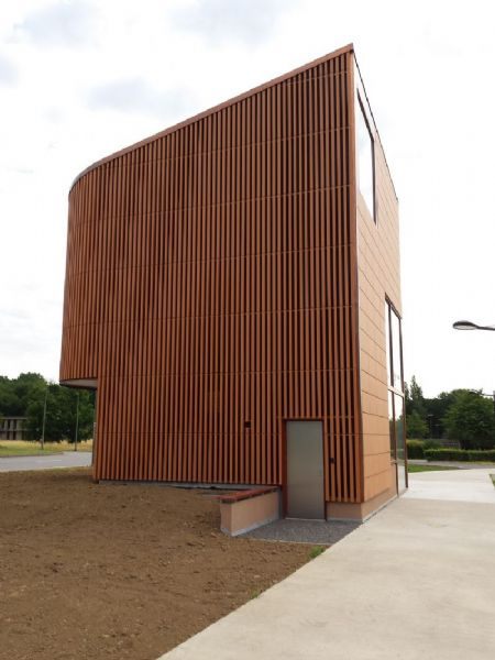 Pavillon d'accueil de L'ULg au Sart-Tilman_2