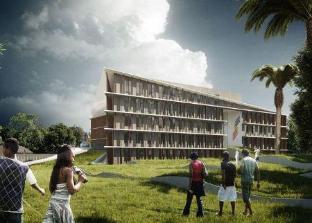 Chancellerie de l'Ambassade de Belgique à Kinshasa_1
