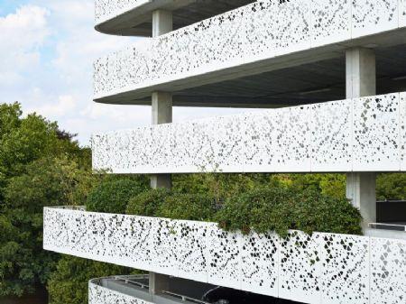 Parkeergebouw van AZ Sint-Lucas & Volkskliniek _15
